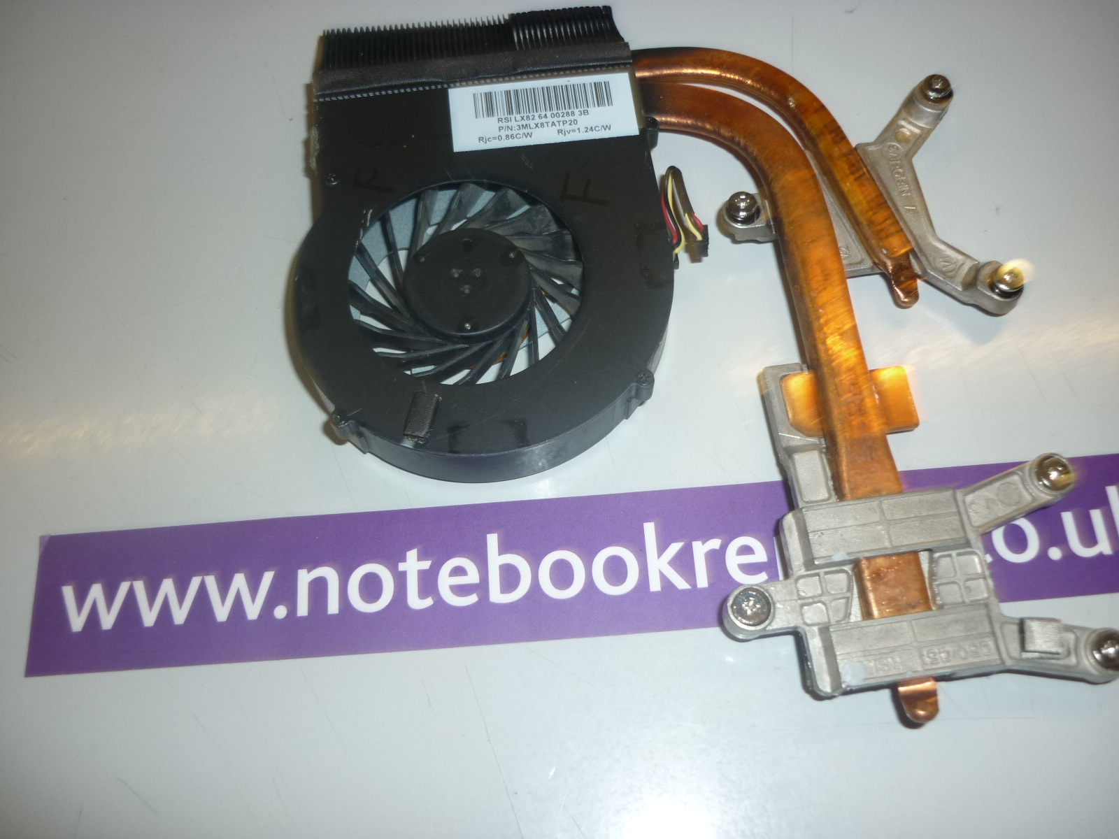 DV6-6035 heatsink and fan