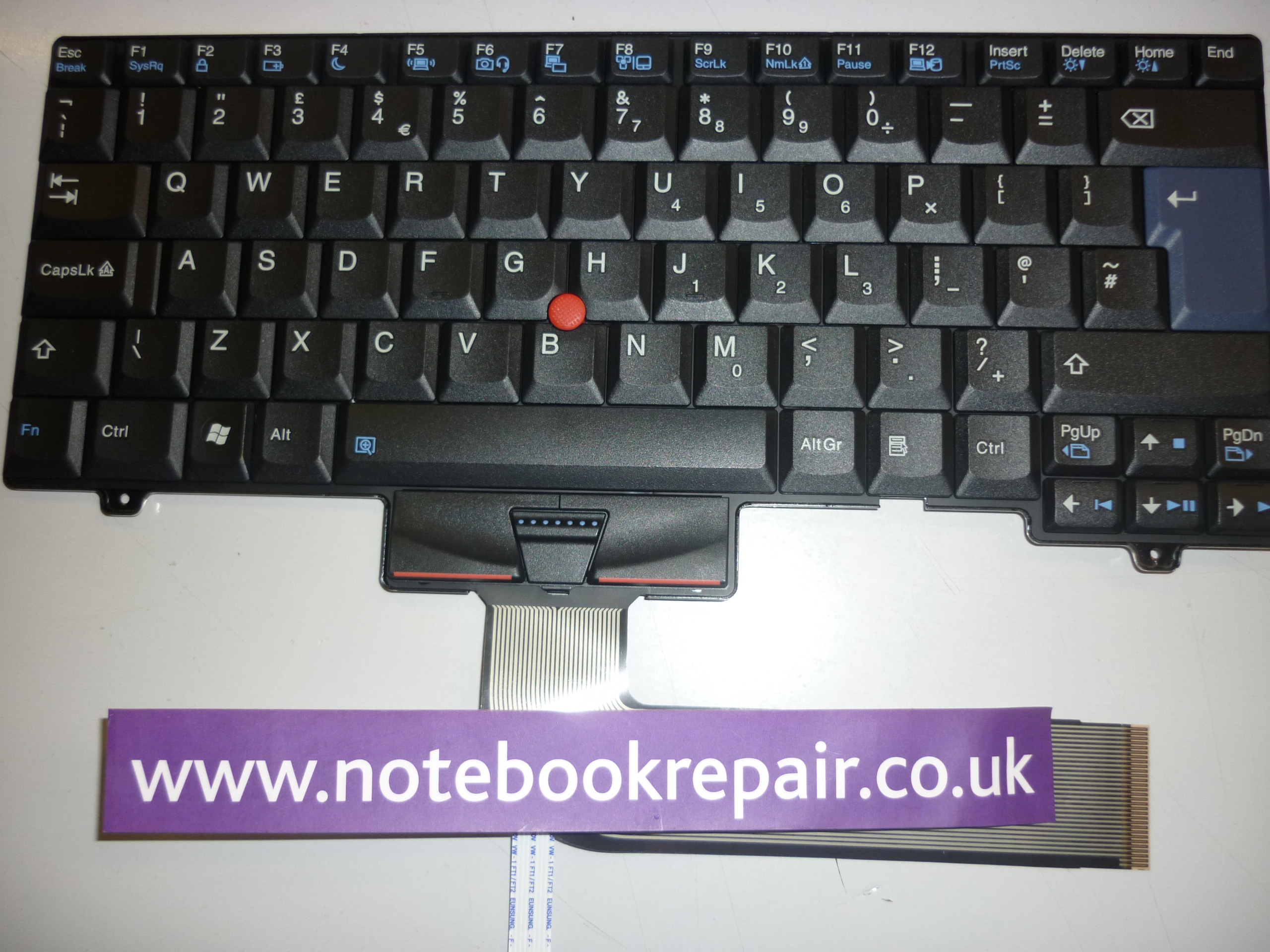 SL410 SL510 UK Keyboard