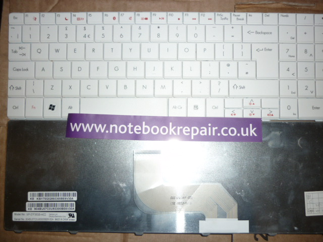KB.I170G.028 lj63 lj 66 LJ68 White keyboard