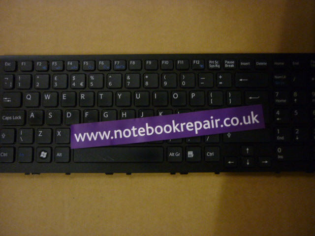 148915731 Black VPC-EE UK Keyboard