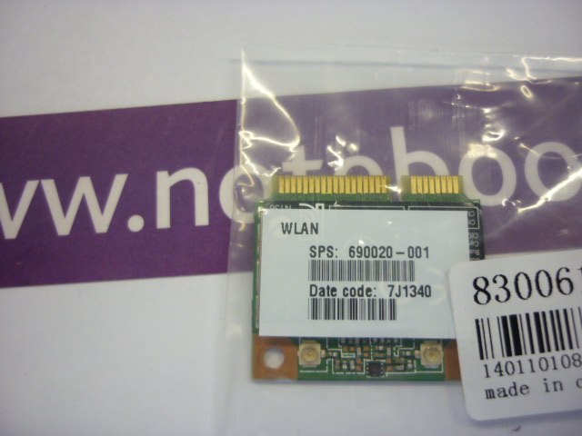 Envy M6 WiFi card