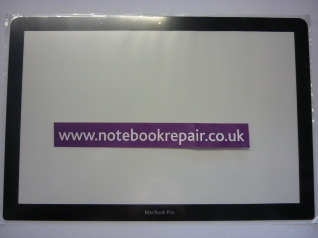 MacBook Pro 13 LCD SCREEN COVER GLASS COVER UNIBODY NEW