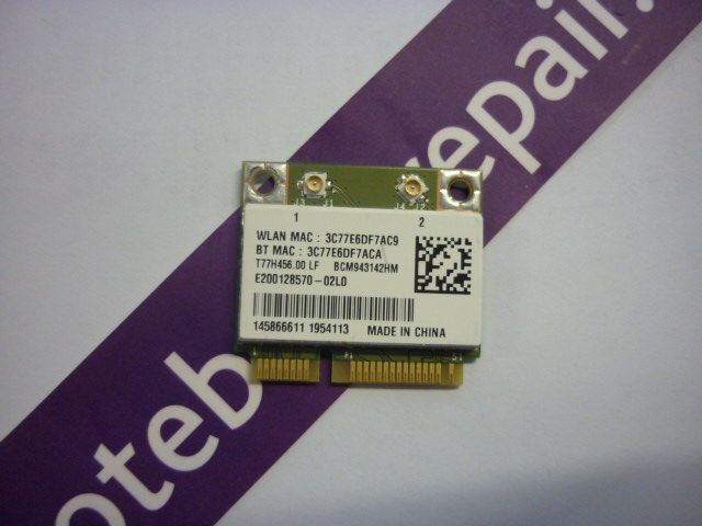 VAIO SVF152A29M WIRELESS CARD BCM943142HM
