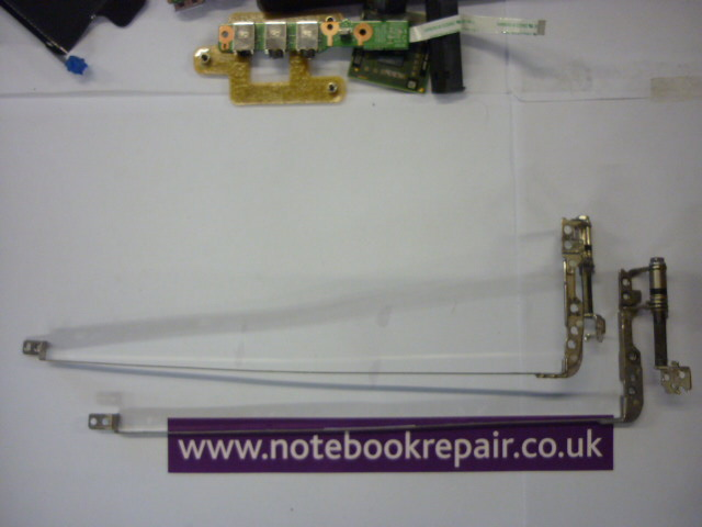 HP dv5 Hinges Set FBQT6038010 FBQT6037010 Left & Right