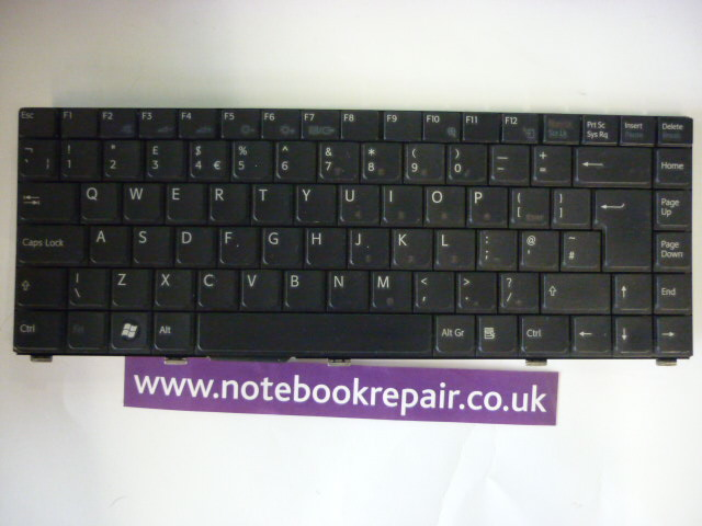 Sony Vaio PCG-6S3M UK Keyboard