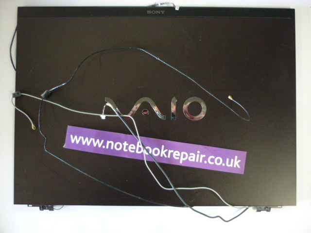 Sony Vaio PCG-6S3M Screen Lid & Webcam