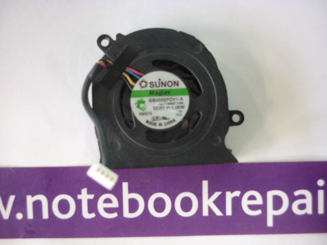 HP EliteBook 2530p Cooling Fan