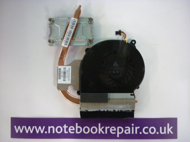 HP 630 Cooling Fan & Heatsink