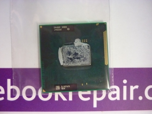 Intel Core i3-2350M 2.3GHz/3MB CPU Processor SR0DN
