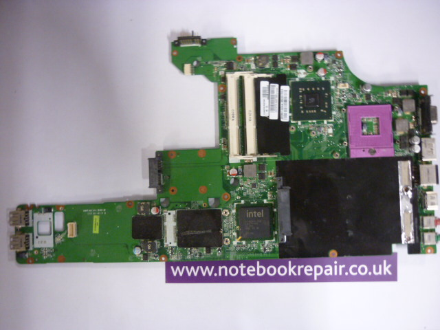IBM Lenovo ThinkPad SL510 Intel Socket 478 Motherboard
