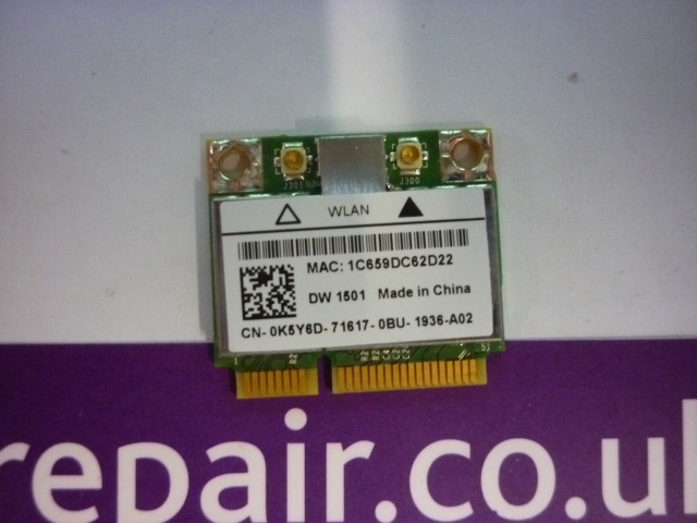 Dell Latitude E4310 Wifi Mini Card Broadcom K5Y6D 0K5Y6D