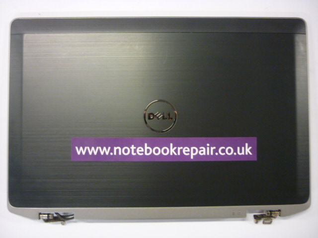 Dell Latitude E6320 Lid Top Cover / Hinges / Wires DWV1R 0DWV1R