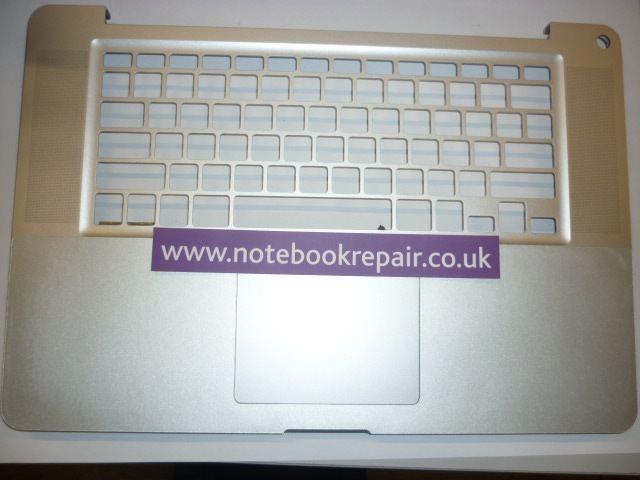 Macbook Pro A1286 palm rest without keyboard