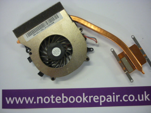 PCG- 71311M- CPU FAN WITH HEATSINK