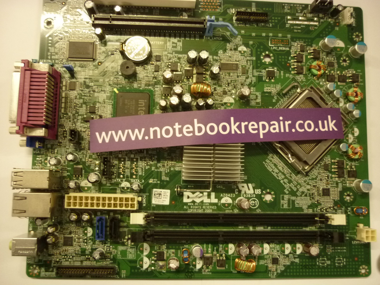OPTIPLEX 380SFF - MOTHERBOARD