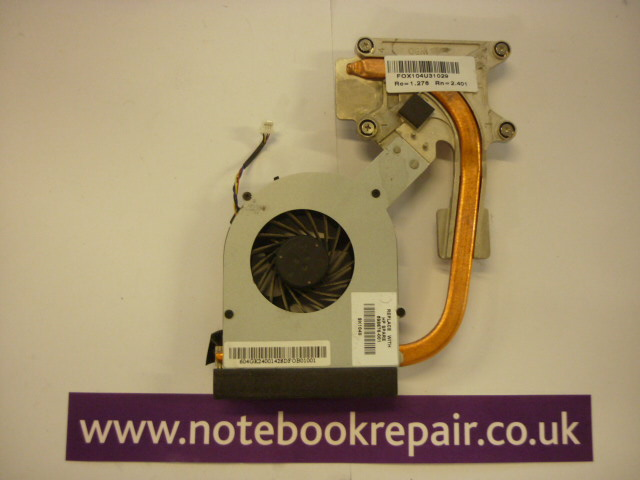 PROBOOK 4525S - HEATSINK + COOLING FAN