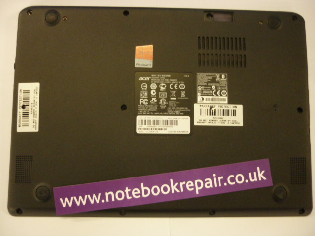 ACER V5-122P - BOTTOM BASE