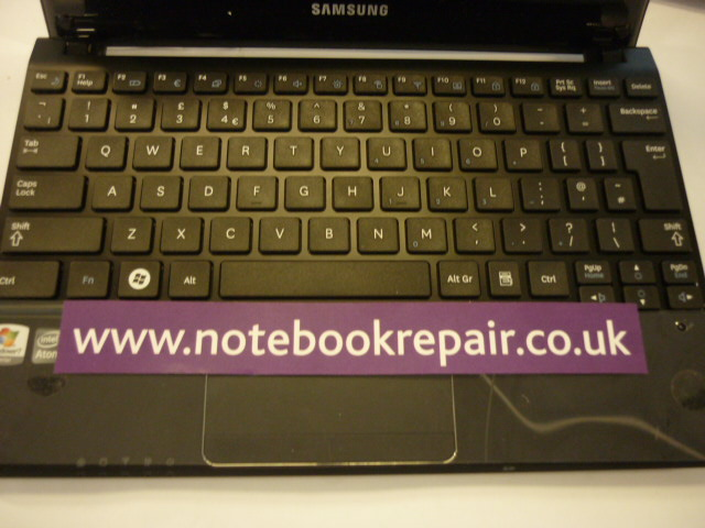 NP-NC110 - TOP HOUSING KEYBOARD TOUCHPAD AND PALM REST