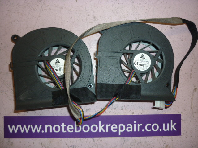 ThinkCentre A70Z Pair Of Cooling Fans