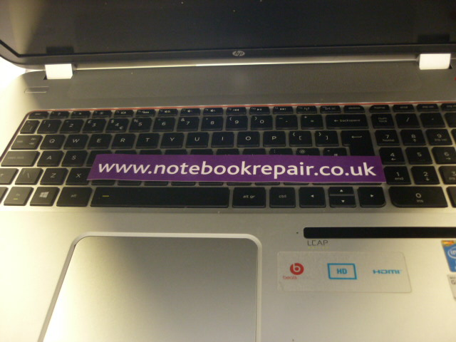 Envy 17 uk keyboard