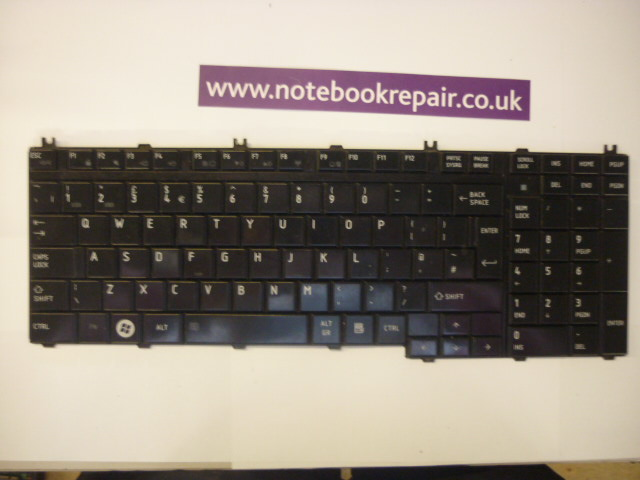 A500 UK Keyboard K000074130