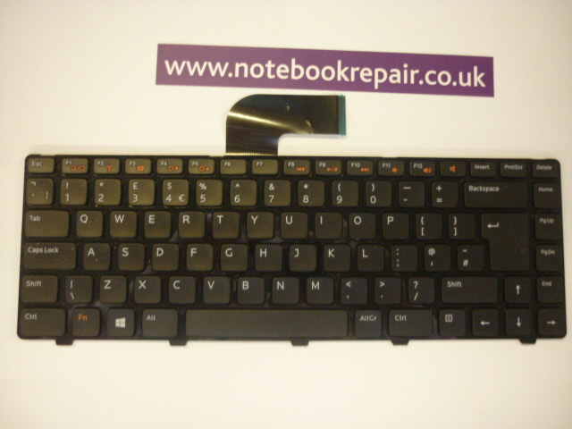 Dell Latitude 3330 UK Keyboard KCP3T