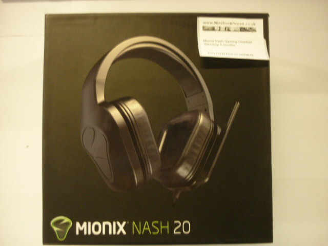 Mionix Nash 20 analog stereo gaming headset