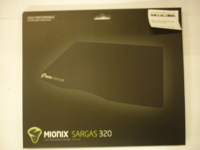 Mionix Sargas 320 Microfiber Gaming Surface