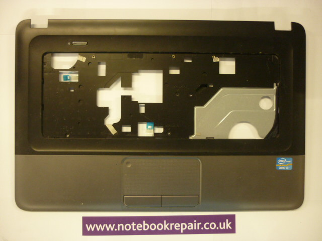 HP 650 base unit top cover