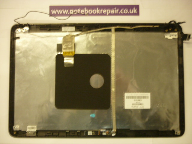 HP 650 screen rear cover
