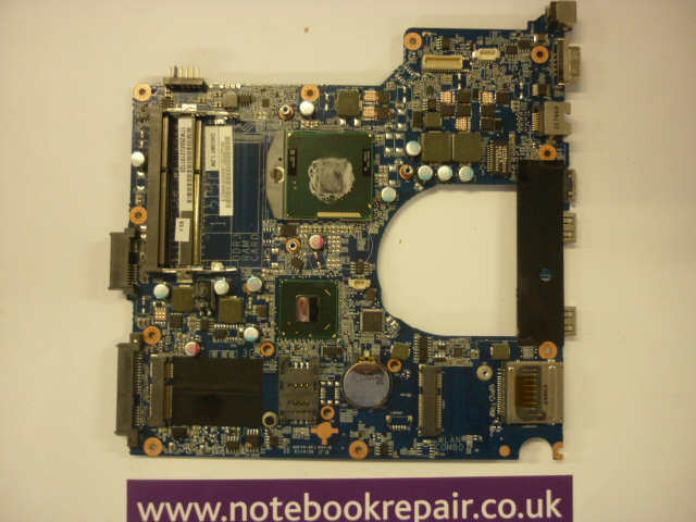 RM Notebook 320 system board