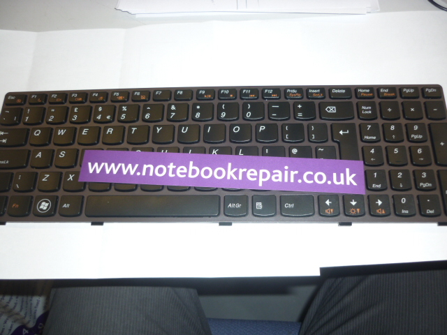 Lenovo IBM V570 B570 G570 Series Uk Keyboard