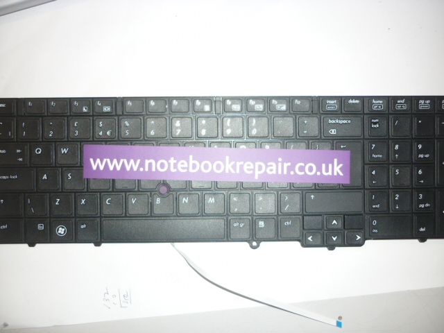 Elitebook 8540 uk keyboard