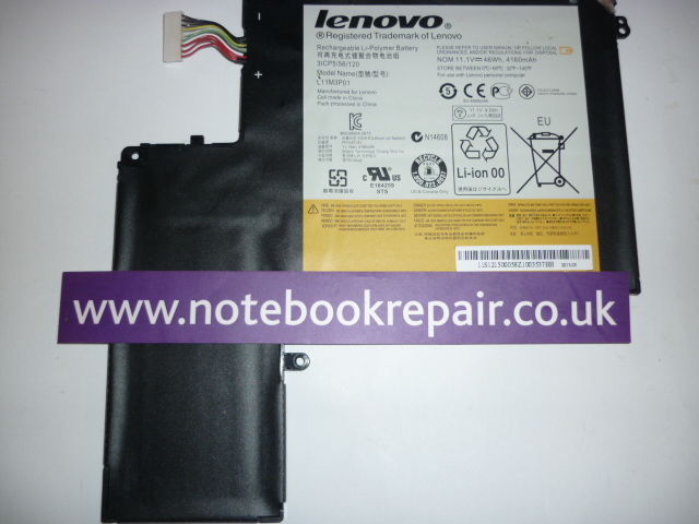 Lenovo Ideapad U310 Battery