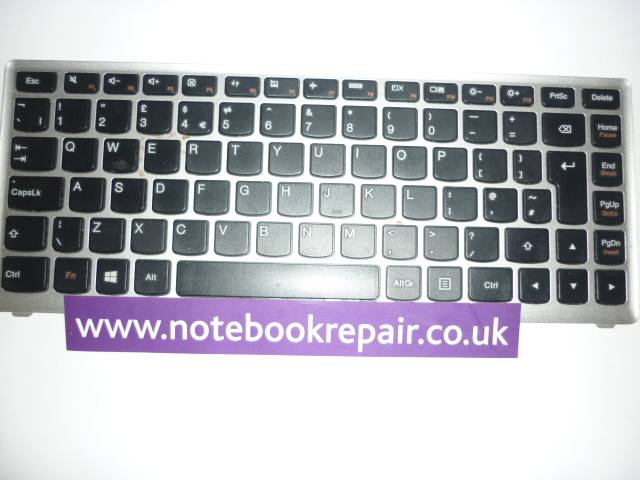 Lenovo ideapad u310 UK Keyboard