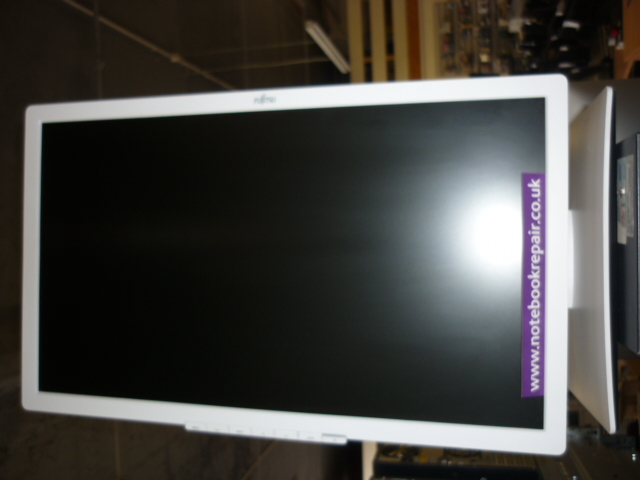 "24"" height adjustable white  screen"