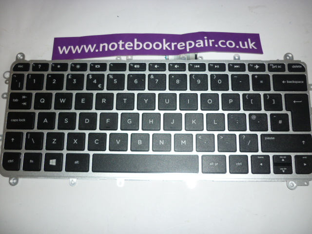 HP Pavilion x360 Keyboard (UK)