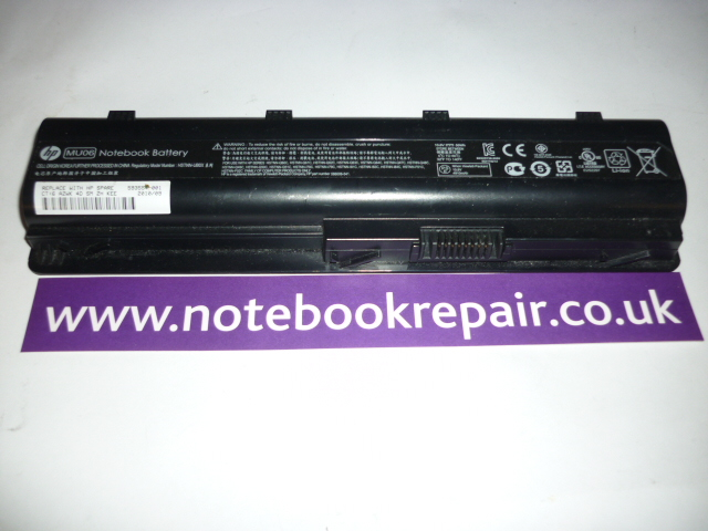 HP Pavilion DV7 Battery 10.8v 55wh