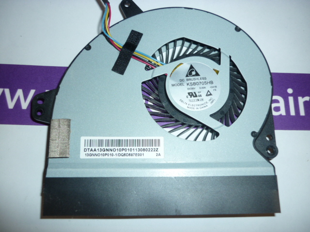 Asus X501A Internal Cooling Fan