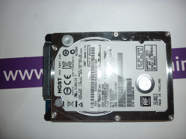 "2.5"" 500G slim sata HDD"