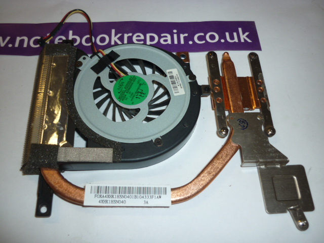PCG-71911L heatsink and fan