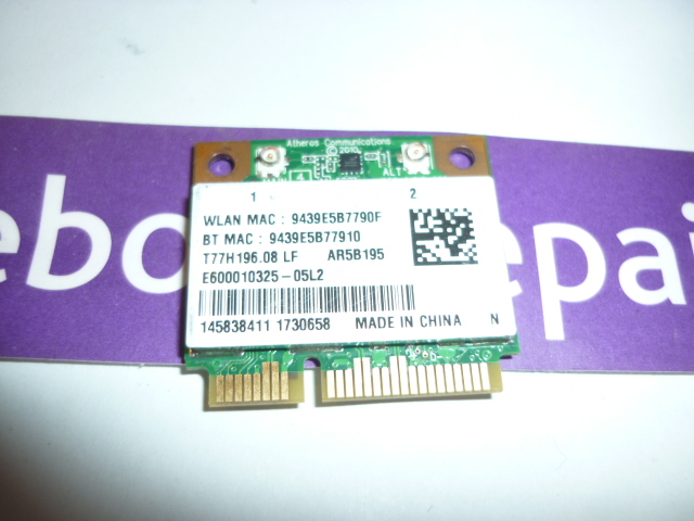 PCG-71911L WiFi card