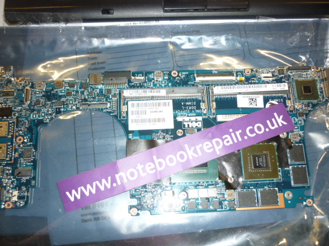 Dell XPS 15 9530 Laptop Motherboard w/ Intel i7-4702HQ 2