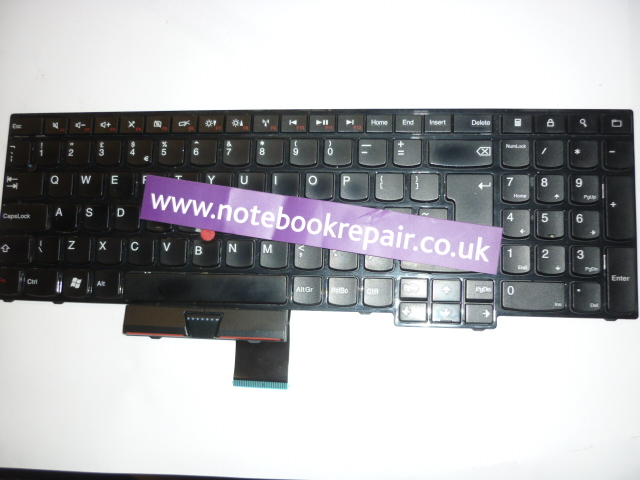 Edge E530 uk kEYBOARD USED