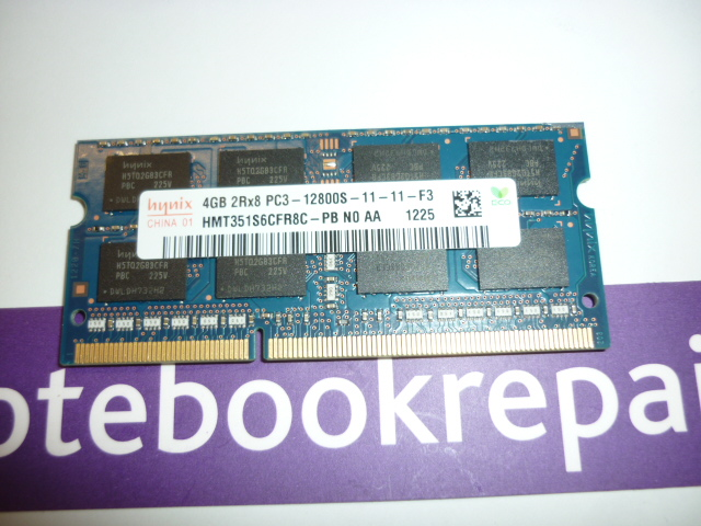 PC3-12800S 4g ddr3 SO-DIMM