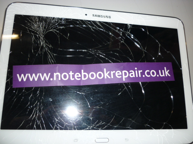 galaxy Tab 4 digitiser / screen replacement