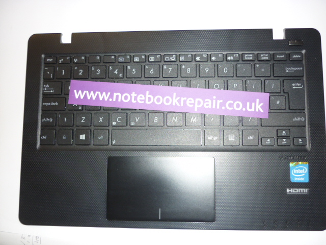 x200ca uk keyboard / palmrest