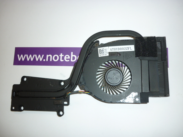 Latitude E6540 heatsink and fan
