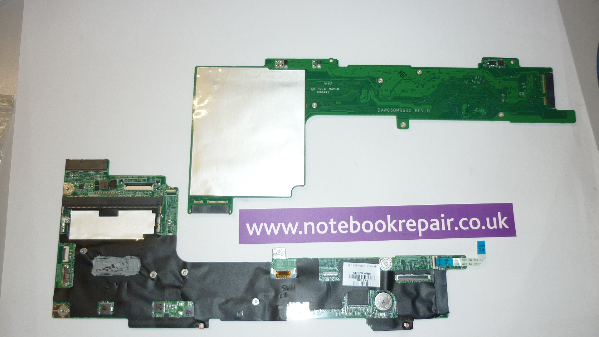 x2 split mainboard