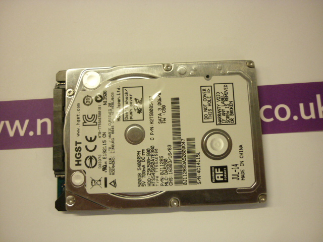 "500g slim 2.5"" 7mm HDD"